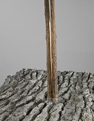 <b>Spazio della scultura - Ramo</b> (Detail), 2002 Image