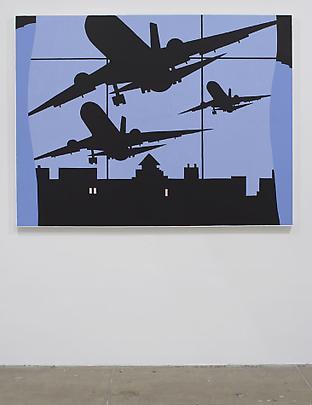 JOHN WESLEY <b>New Work</b>, 1990 Image