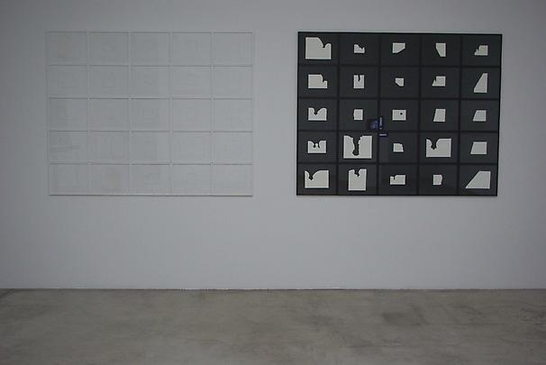 "INAKI BONILLAS <b>""Fotografías Delineadas""</b>, 2006 Image"