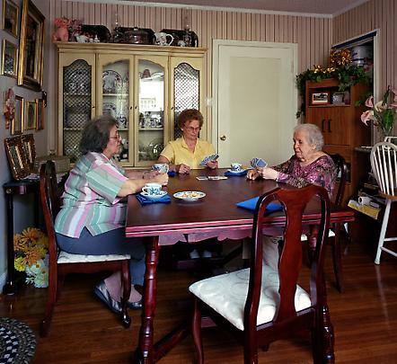 <b>Card Players</b>, 2006 Image