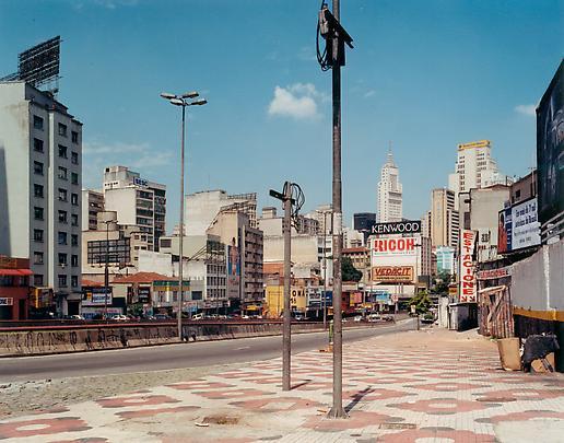 <b>Avenida Tiradentes, Sao Paolo</b>, 2001 Image