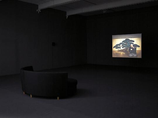 Installation view <b>Human Treasure</b>, 2006 Image