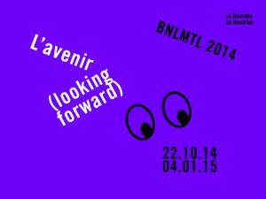 Lawrence Weiner in Montreal Biennale