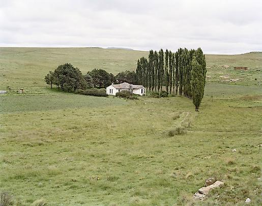 <b>Deserted Farmhouse near Molteno. Eastern Cape</b>. 25 February 2006 Image