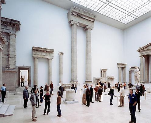 <b>Pergamon Museum III, Berlin</b>, 2001 Image