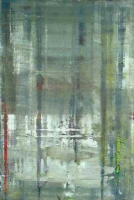 <b>892-12 Abstraktes Bild</b>, 2005 Image