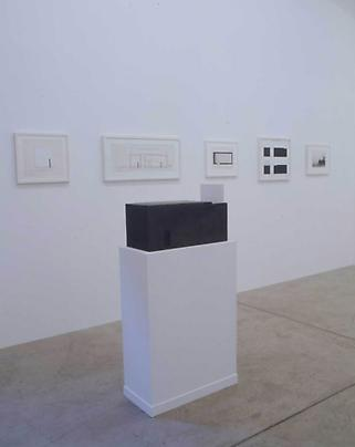 Installation view THIERRY DE CORDIER Image