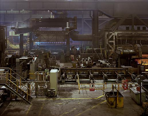 <b>Seamless Tube Production Tenaris Siderca, Campana/Buenos Aires</b>, 2009 Image