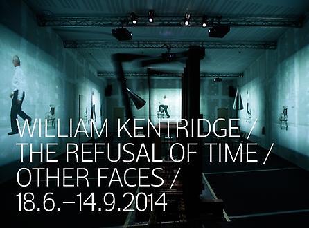 William Kentridge at Espoo Museum of Modern Art