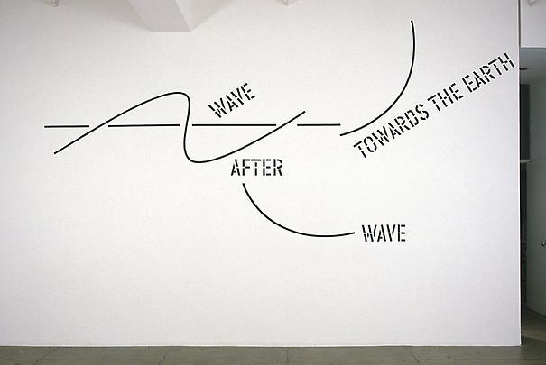 <b>WAVE AFTER WAVE</b>, 2002 Image