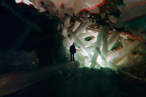 <b>Crystal Cave</b>, 2009 Image