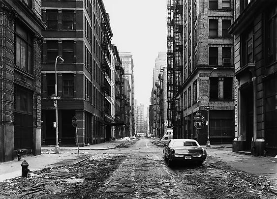 THOMAS STRUTH <b>Crosby Street New York/Soho</b>, 1978 Image