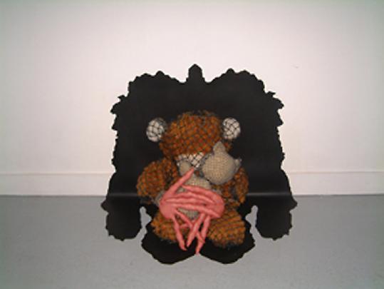 <b>Caoutchouc-Nounours</b>, 2003-2004 Image