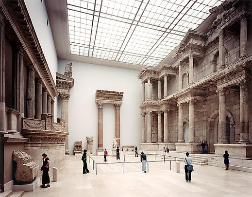 <b>Pergamon Museum II, Berlin</b>, 2001 Image