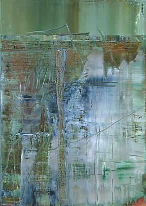 <b>891-3 Abstraktes Bild</b>, 2005 Image