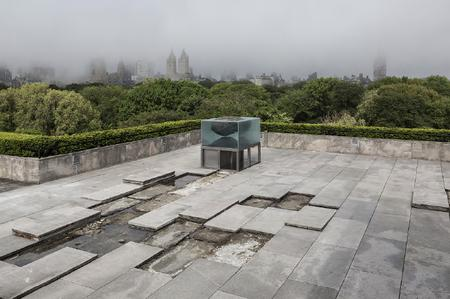 Pierre Huyghe - The Roof Garden Commission, Metropolitan Museum of Art