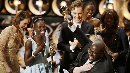 '12 Years a Slave' wins Best Picture at the Academy Awards
