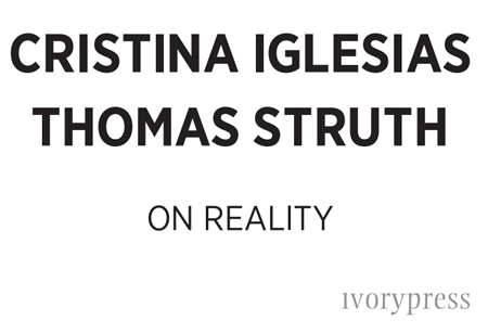 Cristina Iglesias and Thomas Struth at Ivorypress