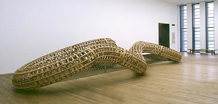 Richard Deacon at Tate Britian