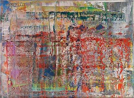 Gerhard Richter at Fondation Beyeler