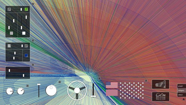 Jason Salavon, American Varietal. Data Art