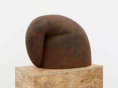 Martin Puryear <I>Up and Over</i> 2014 Cast ductile iron 18 5/8 x 26 1/2 x 12 3/4 inches; 47 x 67 x 32 cm