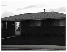<i>Longmont, Colorado</i> 1973 Gelatin-silver print 11 x 14 inches; 28 x 36 cm