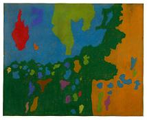 <i>Untitled</i> 1953-55 Pastel on paper 31 1/2 x 39 1/8 inches; 80 x 100 cm