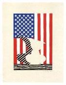 <i>Untitled</i> 2000 Linoleum cut on handmade Kurotani Mitsumata paper 22 1/2 x 16 3/4 inches; 57 x 43 cm