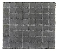 <i>Untitled</i> 1964 - 65 Charcoal and graphite on white wove paper 19 3/4 x 22 1/4 inches; 50 x 57 cm