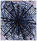 <i>Set Diagram 86</i> 2002 Oil on linen 39 3/8 x 36 inches; 100 x 91 cm