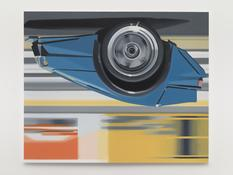 <i>EB 110</i> 1992 Oil on linen 90 x 110 inches; 228.5 x 279.5 cm