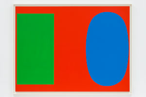Broad Gets a Classic Ellsworth Kelly