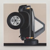 <i>Pathfinder</i> 1992-93 Oil on linen 92 x 93 inches; 234 x 236 cm