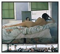 <i>Soliloquy III</i> 1998 C-print 89 3/8 x 101 3/16 inches