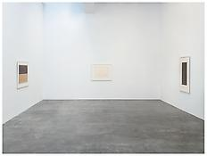 <i>Untitled,</i> 1967, <i>Untitled,</i> 1969, and <i>Untitled,</i> 1970
