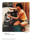 Tracey Moffatt <i>Useless, 1974</i> From <i>Scarred For Life</i> 1994 Portfolio of 9 photolithographies on paper Each: 31 1/2 x 23 1/2 inches; 80 x 60 cm