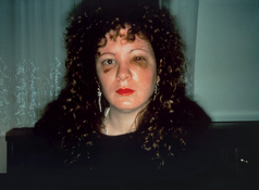 Nan Goldin <I>Nan one month after being battered</i> 1984 Cibachrome 20 x 24 inches; 51 x 61 cm