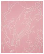 Gary Hume <i>Aviary</i> 1997 Enamel on aluminum 79 x 65 1/2 inches; 201 x 166 cm