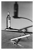 <i>Ehre, Mut, Und Zuversicht (Honor, Courage, Confidence)</i> 1985 Gelatin silver print 16 x 12 inches; 41 x 30 cm