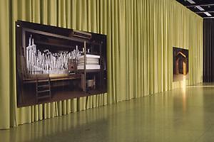 "Thomas Demand ""Nationalgalerie"" at The Neue Nationalgalerie, Berlin"