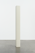 Anne Truitt  <I>Threshold</i> 2003 Acrylic on wood  81 x 8 x 8 inches; 206 x 20 x 20 cm