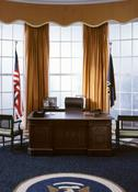 <i>Presidency I</i> 2008 C-print mounted on plexiglas 122 x 88 inches; 310 x 223.5 cm