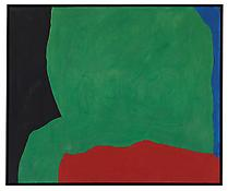 <i>Untitled</i> 1960 Oil on canvas 50 x 60 inches; 127 x 152 cm