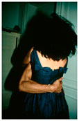 <i>The Hug, NYC</i> 1980 Cibachrome 40 x 30 inches; 102 x 76 cm