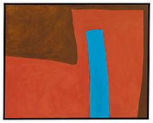 <i>Untitled</i> 1960 Oil on canvas 47 3/4 x 59 3/4 inches; 121 x 152 cm
