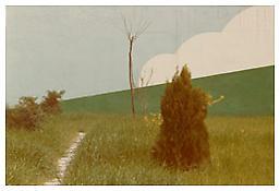 Luigi Ghirri, <i>Modena</i>, 1973, C-print, 4 x 5 7/8 inches; 10 x 15 cm