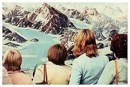 Luigi Ghirri, <i>Salisburgo</i>, 1977, C-print, 5 7/8 x 9 inches; 15 x 23 cm