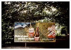 Luigi Ghirri, <i>Lucerna</i>, 1971, C-print, 6 3/4 x 9 7/8 inches; 17 x 25 cm