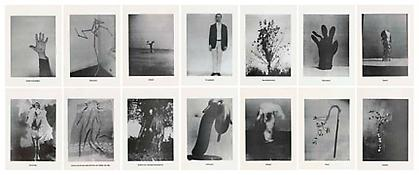 Sigmar Polke, <i>Höhere Wesen befehlen</i>, 1968, 14 offset printed photographs, Each: 11 5/8 x 8 3/8 inches; 30 x 21 cm